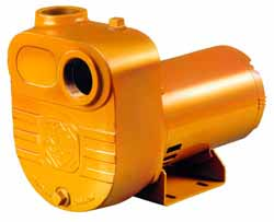 Monarch BSEF Series Self-Priming Pump