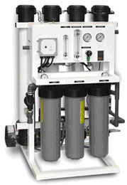 Reverse Osmosis 7000gpd Unit Package