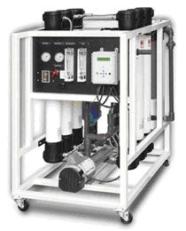 Reverse Osmosis 10,000gpd Unit Package