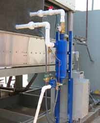 Centrifugal Separator with Eductors Hemet4