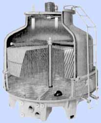 CTS Fiberglass Cooling Tower